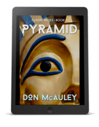 Pyramid Ereader
